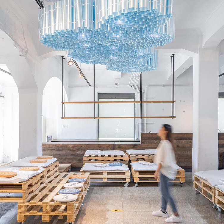 Future Is Now Living Lab Living Lab by Daisuke Nagatomo and Minnie Jan; Winner in Sustainable Products, Projects and Green Design Category, 2019—2020.