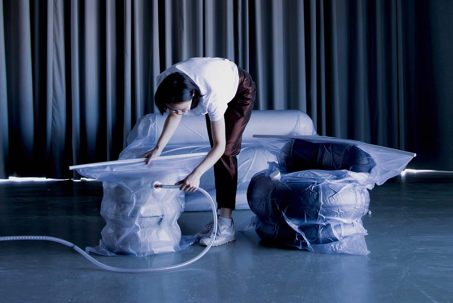 10:1 Compressible Furniture by Christian Hammer Juhl is Winner in Furniture, Decorative Items and Homeware Design Category, 2017 – 2018.