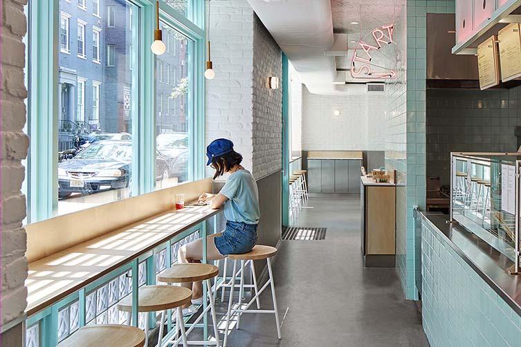 Junzi Kitchen Bleecker Street Restaurant by Xuhui Zhang