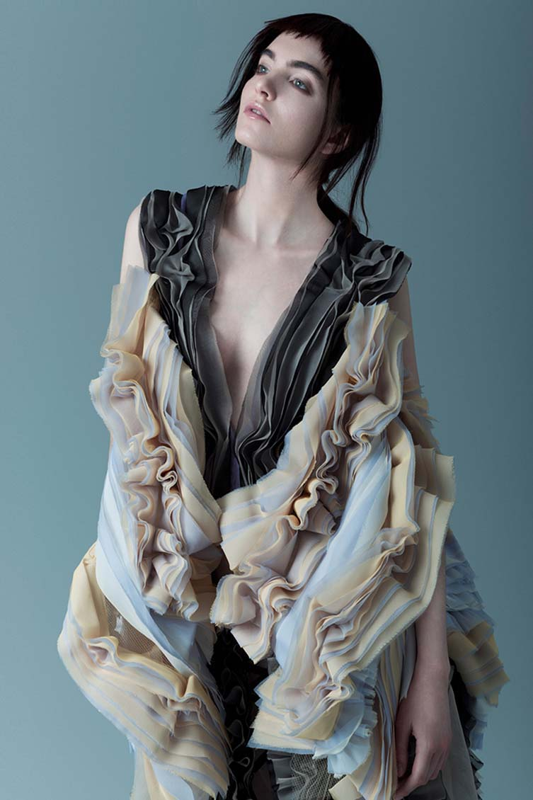 Traces Womenswear Collection by Rong Zhang