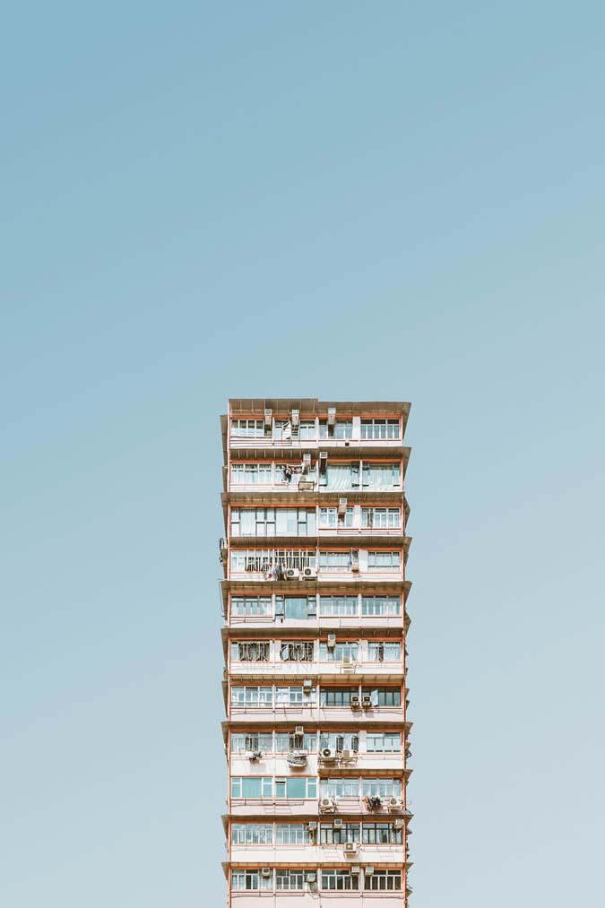 Singularity, Minimal Architectural Photo