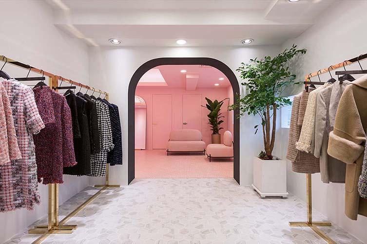 Whimsical Wander Showroom Showroom by Hyuntek Yoon