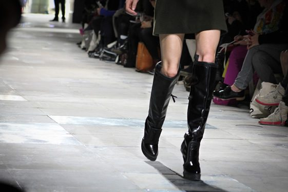 London Fashion Week; Topshop Unique