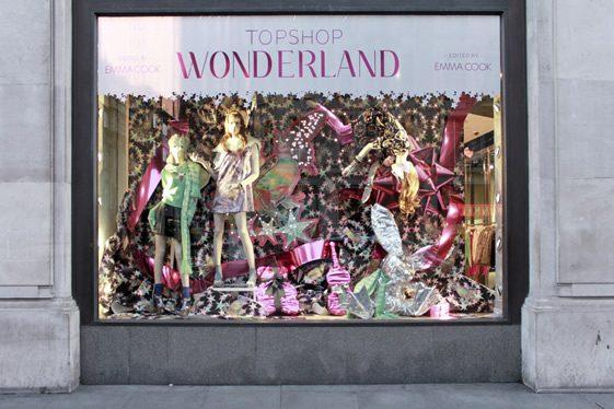 Topshop Wonderland