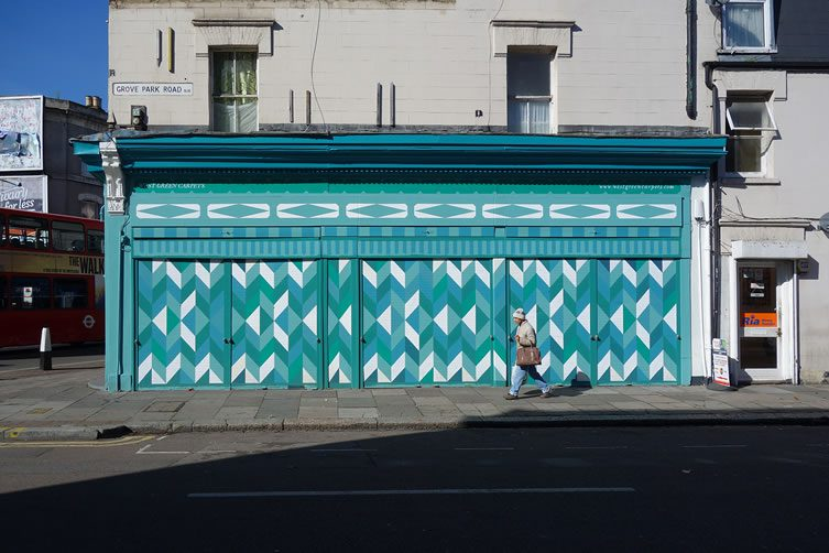 Tottenham Shopfront Improvement Project, YOU&ME Architecture