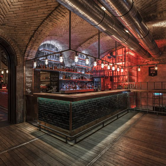 Trafiq Bar, Budapest