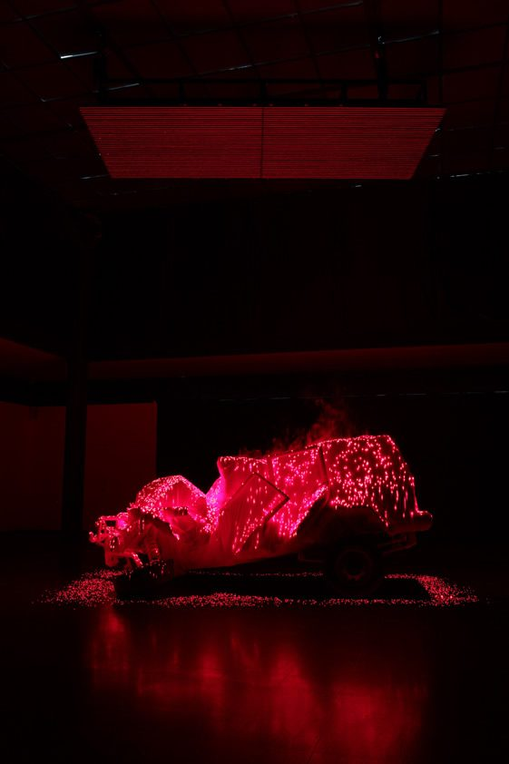 Transition by Li Hui, Mannheimer Kunstverein