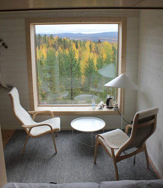 Treehotel, Sweden