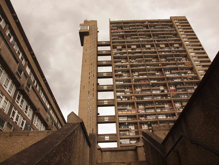 Trellick Tower, North Kensington