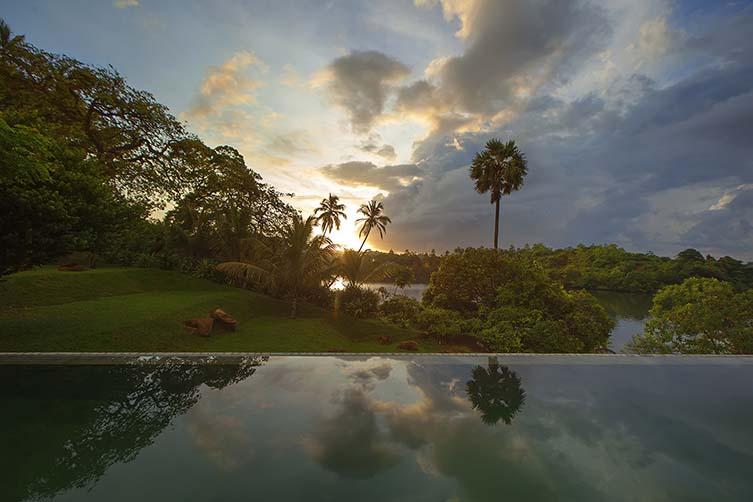 Tri Hotel, Lake Koggala