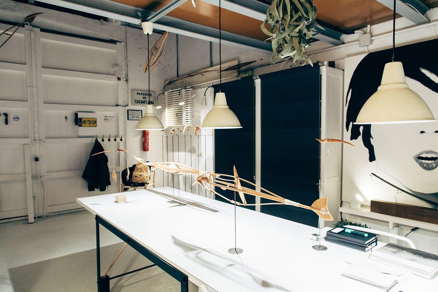 Antoni Yranzo sculpture workshop with trip4real