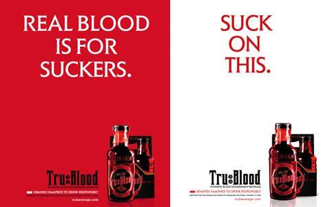 true blood billboard. True Blood