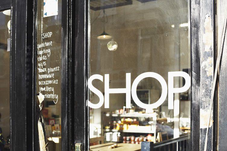 T&SHOP — Stoke Newington, London