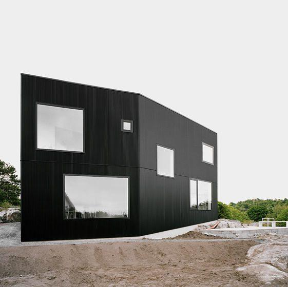House Tumle, Johannes Norlander Arkitektur