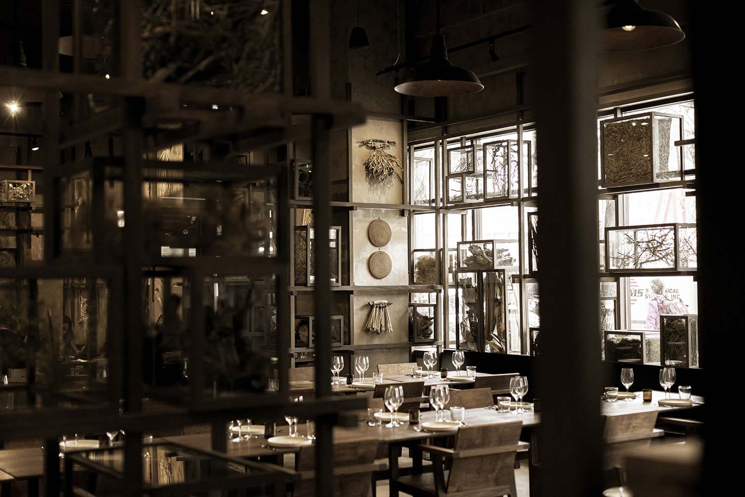 Tzuco Chicago Restaurant from Carlos Gaytán and Studio Cadena Concept Design