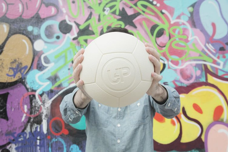 Uncharted Play — SOCCKET, Energy-Harnessing Soccer Ball