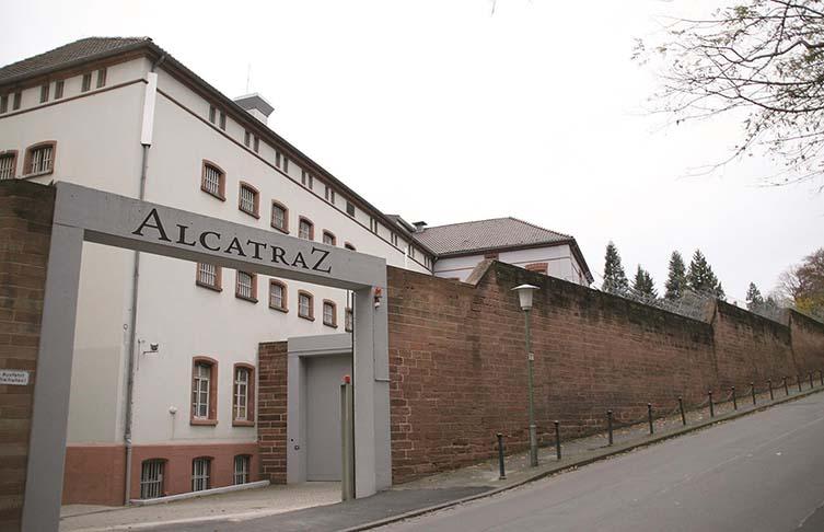 Alcatraz Hotel, Kaiserslautern, Germany