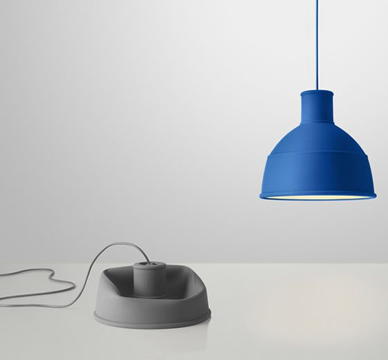 'Unfold' Lamp by Form Us With Love