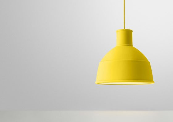 Unfold' Lamp by Form Us With Love | We Heart; Lifestyle & Design ...