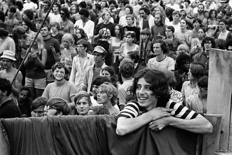 Baron Wolman — Unseen Woodstock Photographs at Forge & Co, London