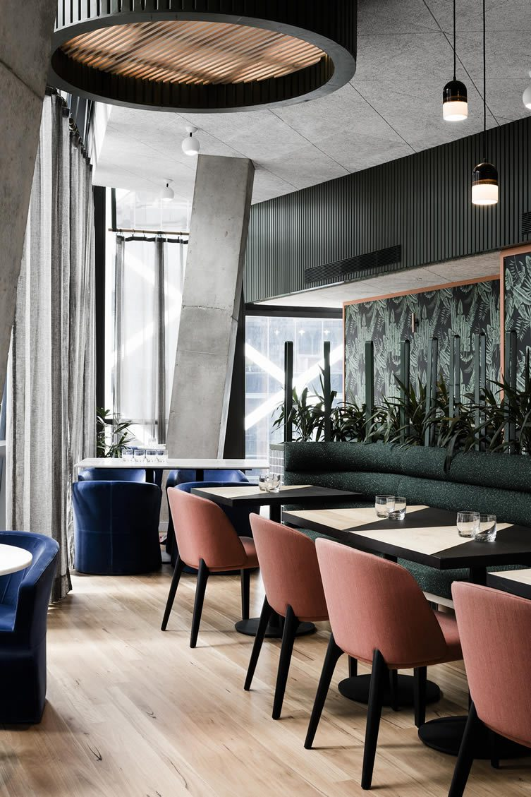 Sydney Restaurants Interior Design