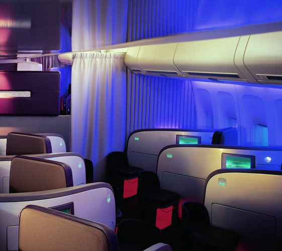 Virgin Atlantic's Upper Class Suite