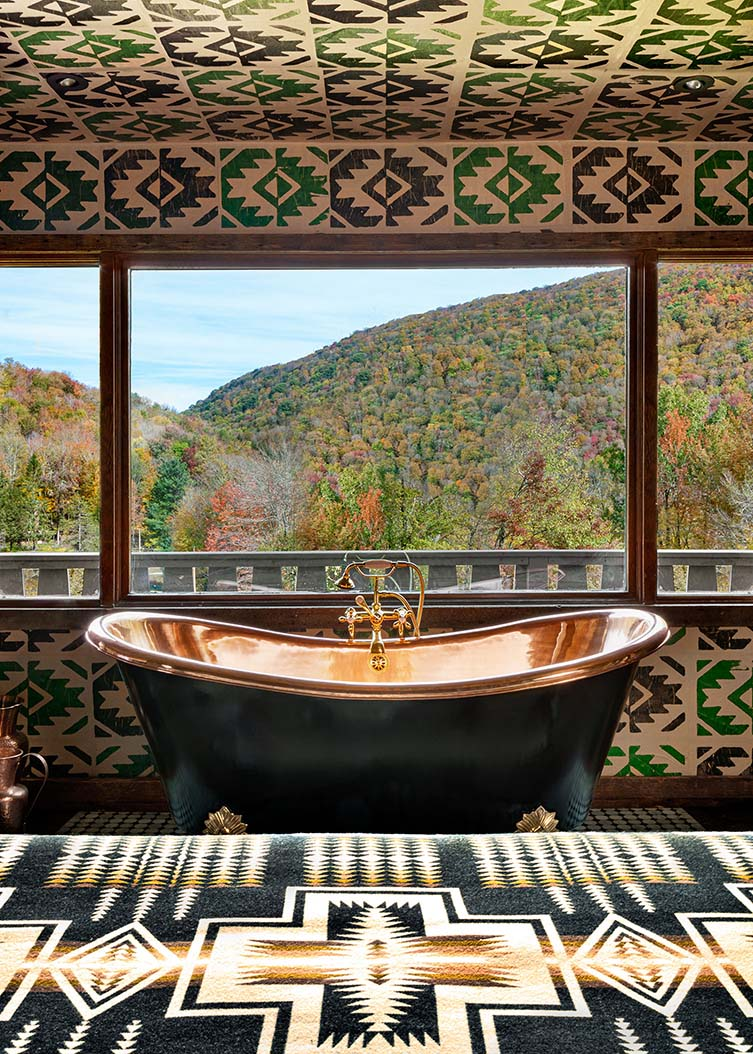 Urban Cowboy Lodge Catskills Is A Design Retreat In