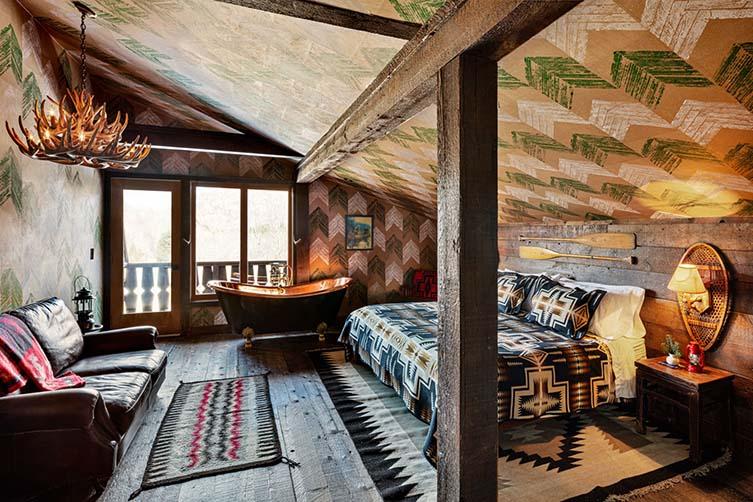 Urban Cowboy Lodge Catskills