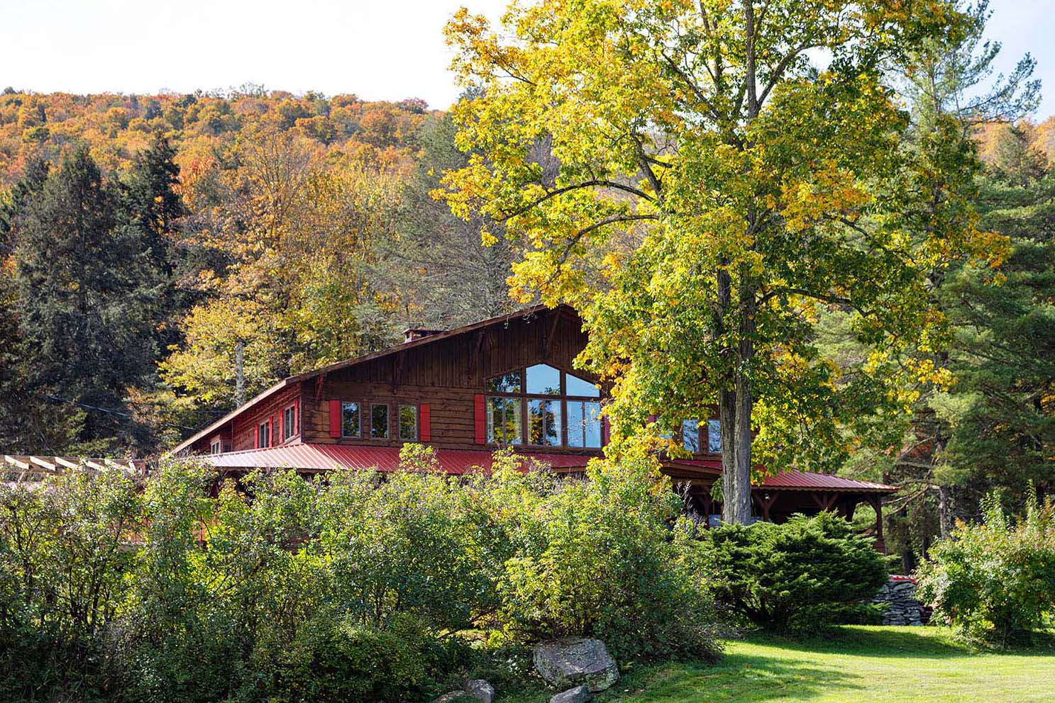 Urban Cowboy Lodge Catskills New York State Design Hotel