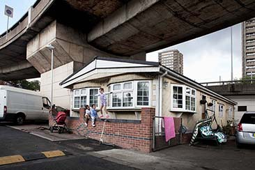 Paul Wenham-Clarke, Urban Gypsies