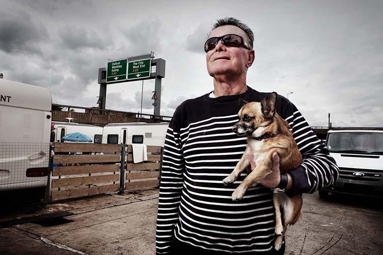 Paul Wenham-Clarke, Urban Gypsies