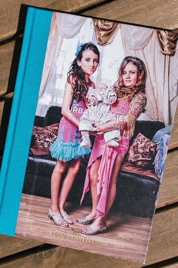 Paul Wenham-Clarke, Urban Gypsies Published by Hoxton Mini Press