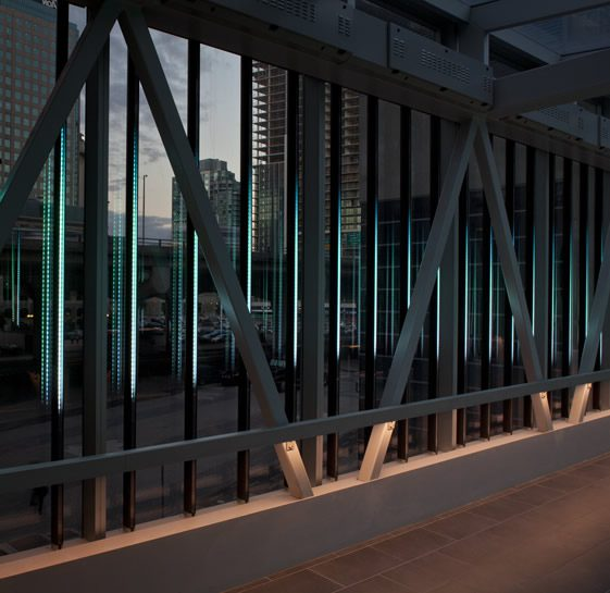 United Visual Artists Installations, Toronto