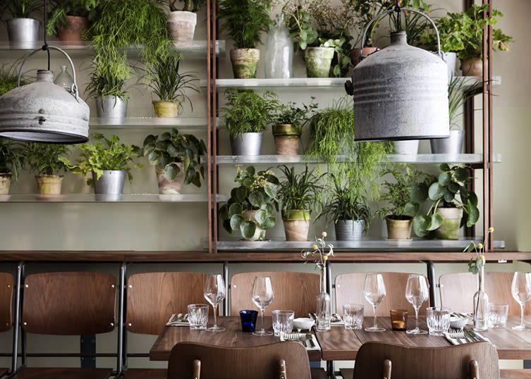 Vakst Restaurant Copenhagen