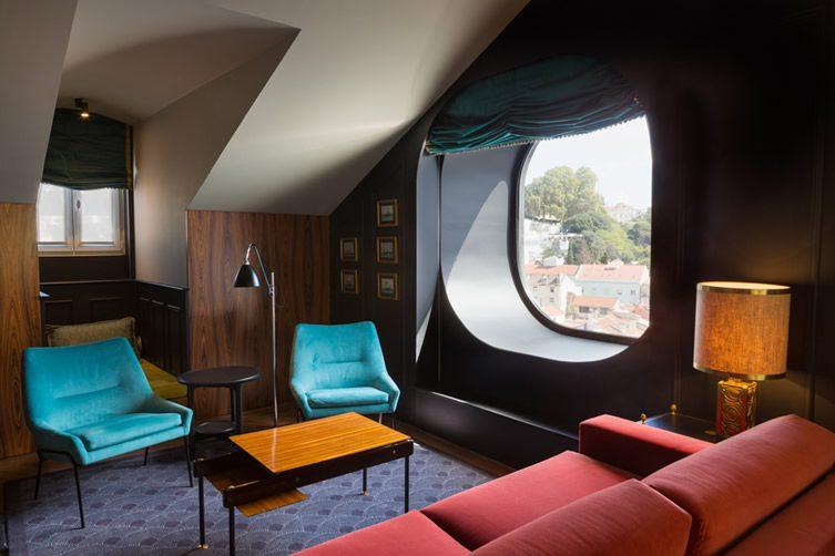 Hotel Valverde Lisbon