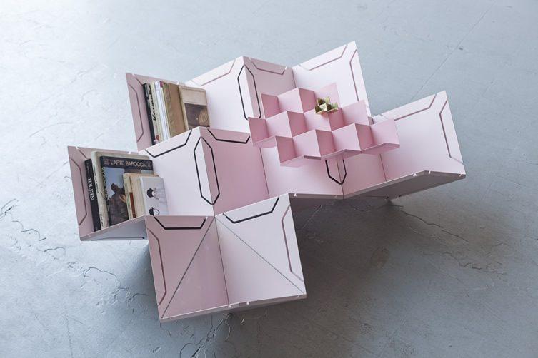 Very Very Gold at Milan Design Week