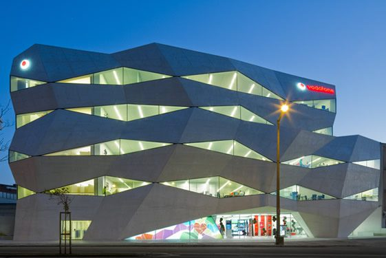 Vodafone Head Office, Porto