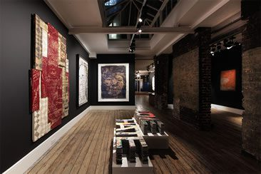 Vhils — Dissonance at Lazarides Gallery, London