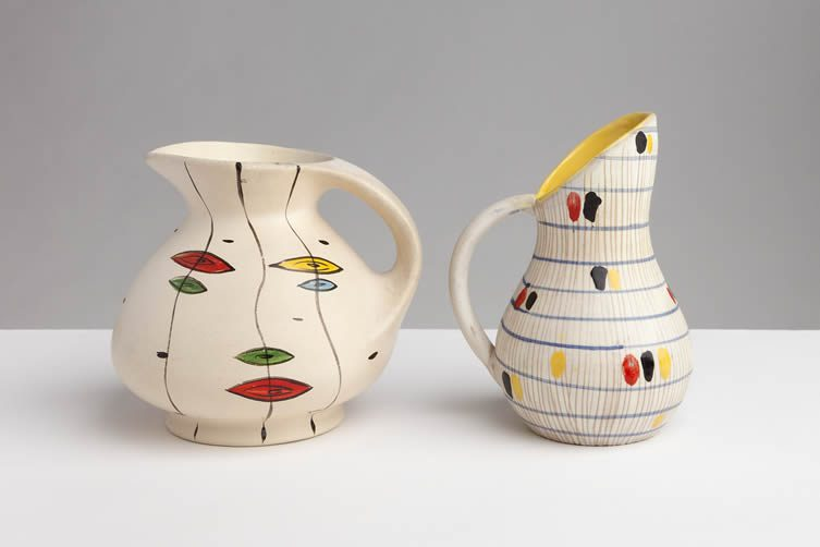 Vicky Thornton, Funny Shaped Jugs