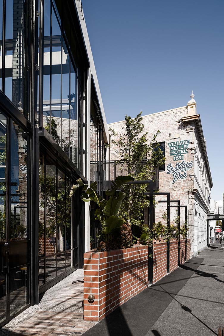 Village Belle Hotel St Kilda