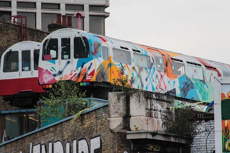 Village Underground Shoreditch London