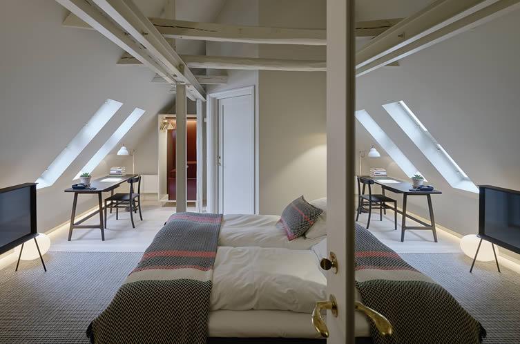 Claesson Koivisto Rune Design Hotel Bergen