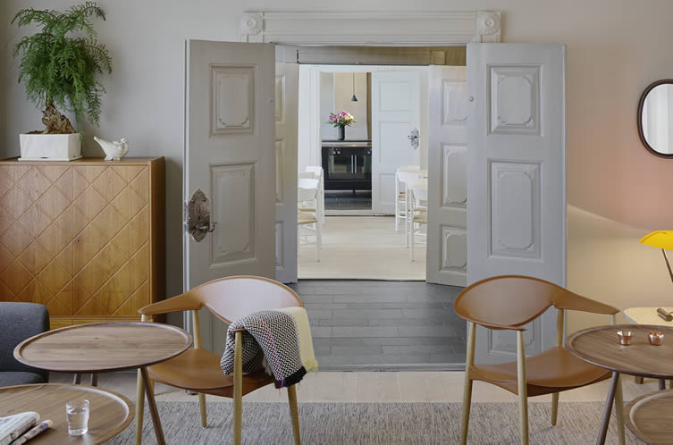 Villa Terminus Bergen Design Hotel by Claesson Koivisto Rune/De Bergenske Hotels