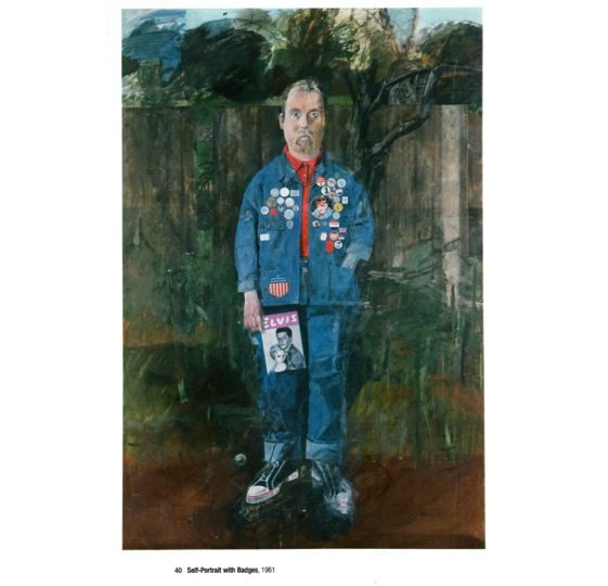 Happy Birthday Sir Peter Blake