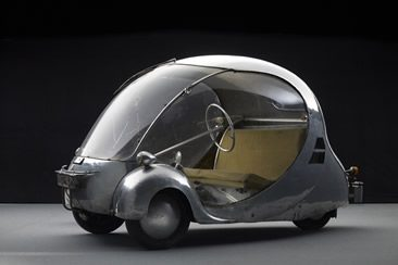 Vintage Concept Cars Exhibition — Dream Cars: Innovative Design, Visionary Ideas