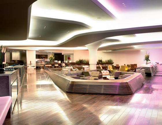 Virgin Atlantic Heathrow Clubhouse