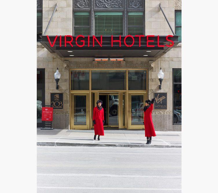 Virgin hotels chicago for Design hotels chicago