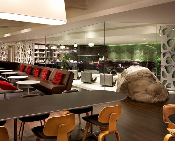 Virgin Atlantic's Gatwick Clubhouse
