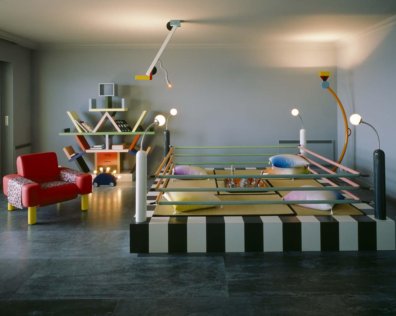 Karl Lagerfeld's Monte Carlo Apartment