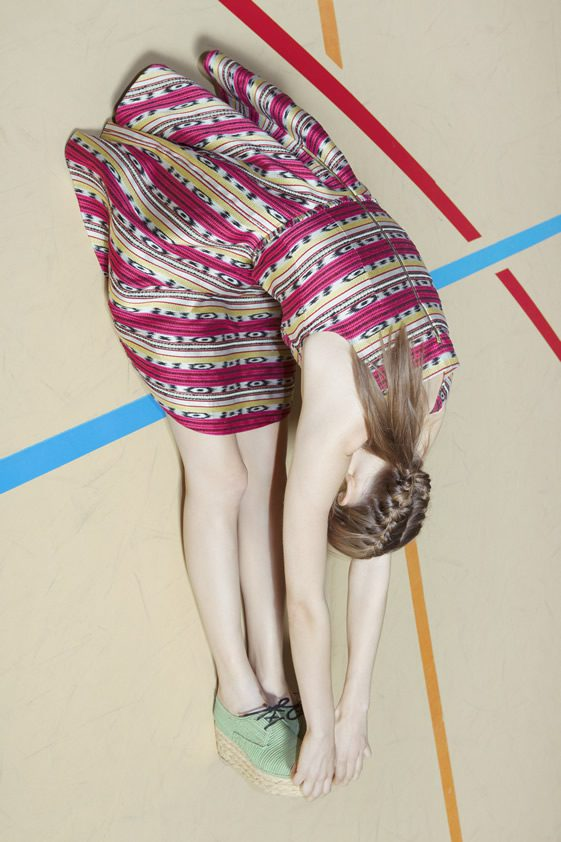Viviane Sassen, In and Out of Fashion